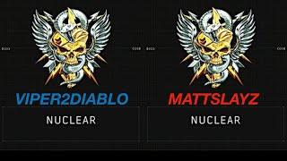 COD BO4 - Hardcore Duo Drop a Nuke Each 1 Game (MattSlayz)