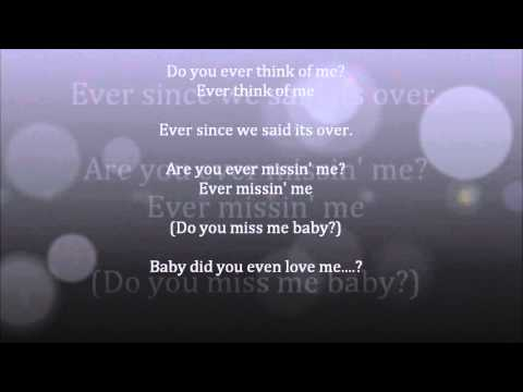 Tynisha Keli - Do you ever Lyrics