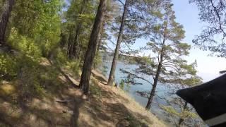 Большие коты прижим. Baikal emerald lake