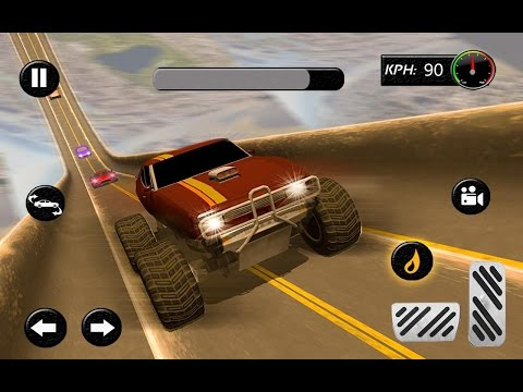 Extreme Jet Car Racing Stunts Android Gameplay
