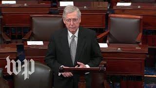 Senate returns after Trump makes proposal to end shutdown