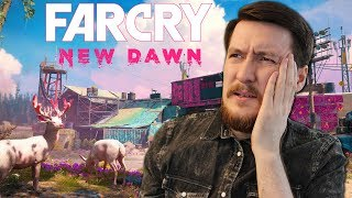 видео: ХИПСТЕРСКИЙ ПОСТ-АПОКАЛИПСИС. Обзор Far Cry New Dawn