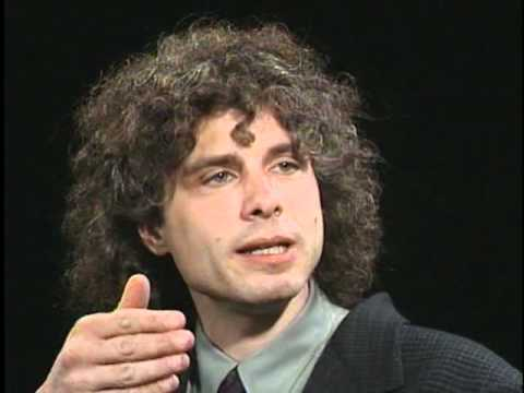 Steven Pinker: Language and Consciousness (excerpt) -- Thinking Allowed DVD w/ Jeffrey Mishlove