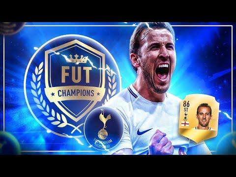 FUT CHAMPIONS CLUB TOUR !! EP. 1 TOTTENHAM HOTSPUR | FIFA 18 ULTIMATE TEAM