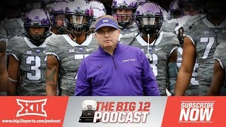 Gary Patterson on The Big 12 Podcast - August 9 Interview