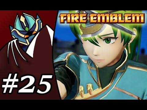 Let's Play Fire Emblem: Blazing Sword Chapter 25 Part 1 (BLAZEPLAYS)
