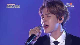 Gaon Chart K Pop Awards EXO  Moonlight + Overdose 150128