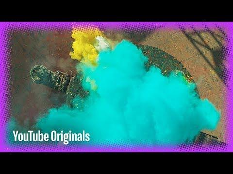 Airbag Explosion in 4K