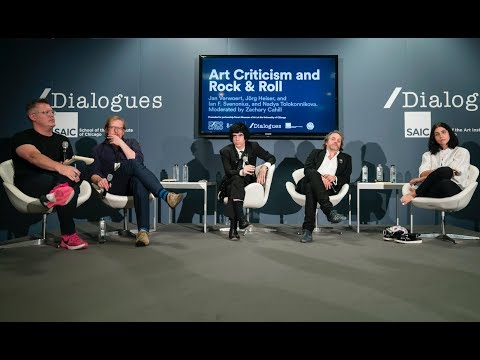 /Dialogues: Art Criticism and Rock & Roll
