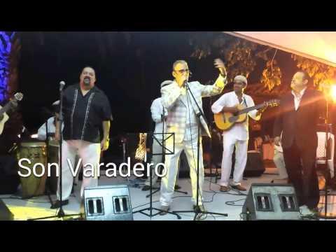 Son Varadero...El Cuarto de tula Con Pedro Brull. Tony Vega y Pupi Santiago