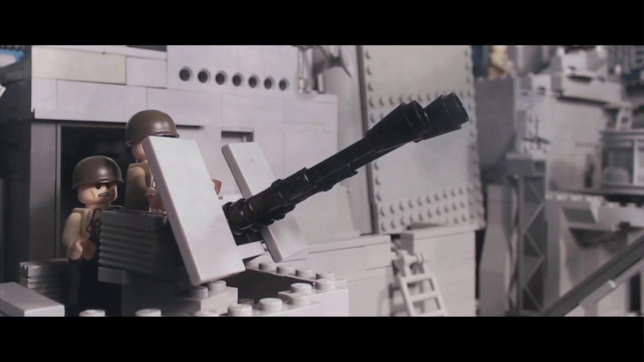 Download Battleship - WWII Lego Stopmotion