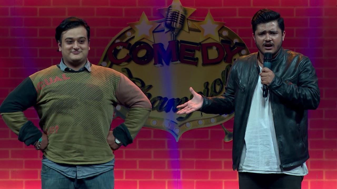 Pranesh Gautam - Comedy Champion - Individual Performance