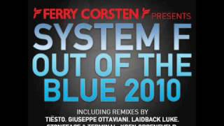 System F - Out Of The Blue 2010 (Akira Kayosa Remix)