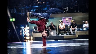 BBoy Chey Kompilacja setów | Red Bull BC One World Final 2018