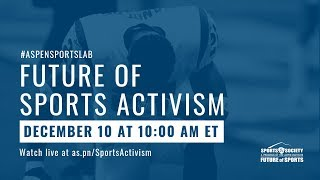 Future of Sports Activism: Reimagining its Bottom Line