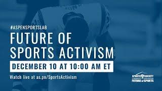 Future of Sports Activism: Reimagining its Bottom Line
