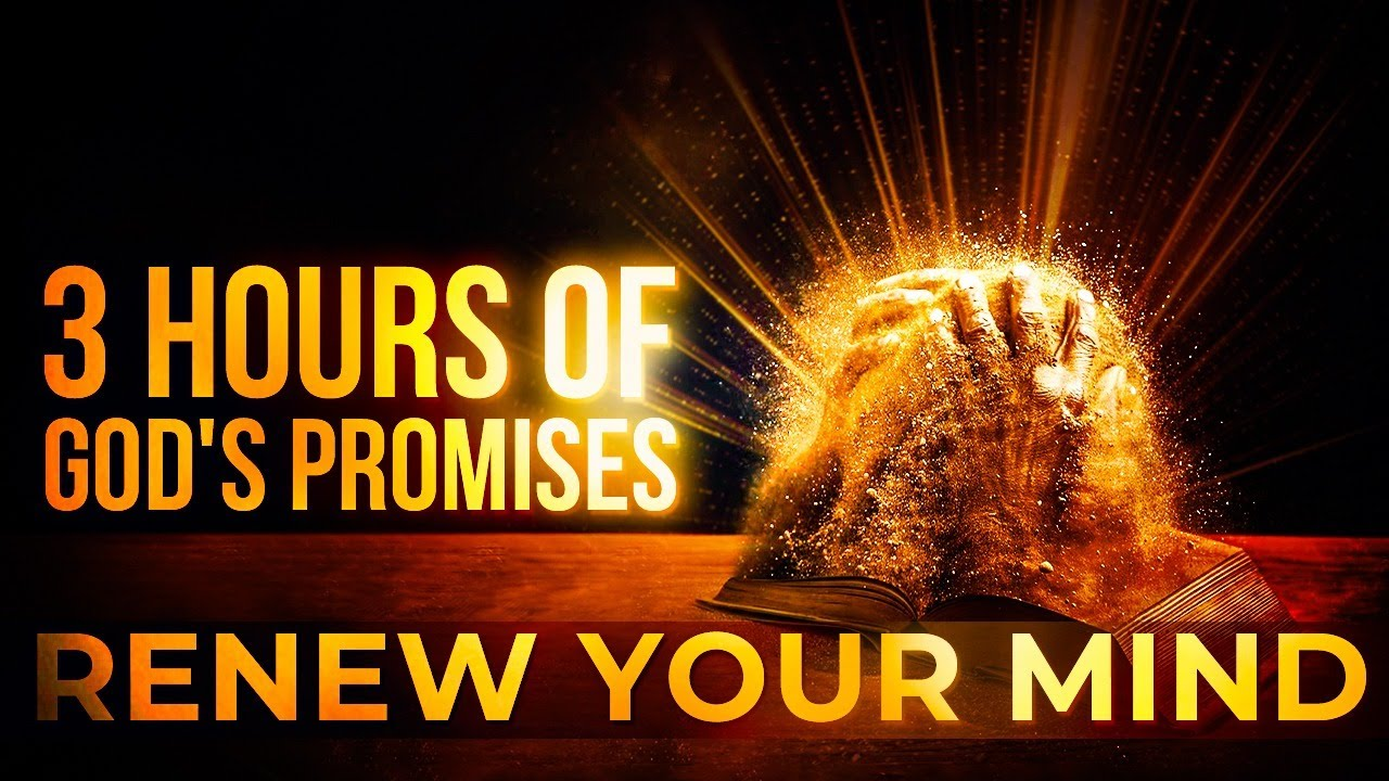 GOD'S PROMISES | FAITH | PEACE | STRENGTH IN JESUS | 3 HOURS