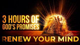 GOD'S PROMISES   FAÏTH   PEACE   STRENGTH IN JESUS   3 HOURS