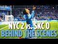 Video Gol Pertandingan Sporting Kansas City vs New York City FC