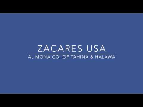 ZACARES-USA-X1Jet Coder-Al Mona Co. Of Tahini & Halawa