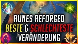 Runes Reforged: Riots beste und schlechteste Veränderung [League of Legends]