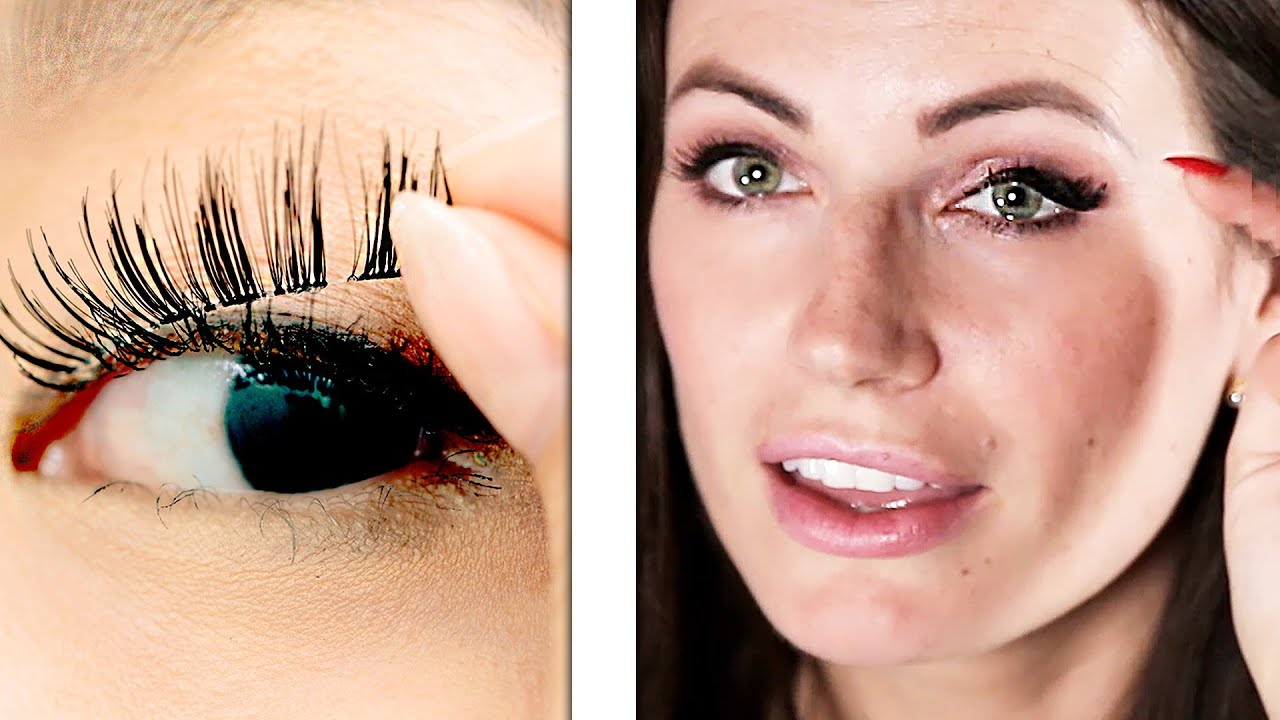 Image result for how magnetic lashes work