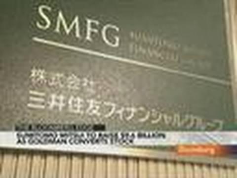 SMFG to Sell Shares; Mitsubishi UFJ to Sell Yuan Bonds: Video
