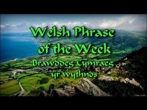 """Welsh phrase of the week:  Beth ydy """"kettle"""" yn gymraeg? - What is """"kettle"""" in Welsh."""