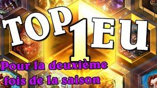 HearthStone - TOP 1 LADDER EU - INSTOPABLE TORLK ! - GvG