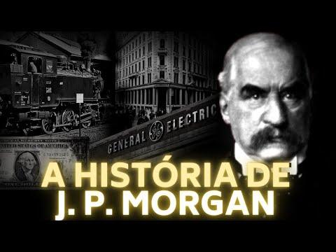 A HISTÓRIA DE J.P. MORGAN - O SENHOR MONOPÓLIO - SÉRIE GIGANTES: EP04