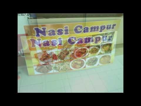 FOOD SIGNAGE : PAHANG, TANAH RATA, Signs Shop, Signboard Company, Signage Supplier