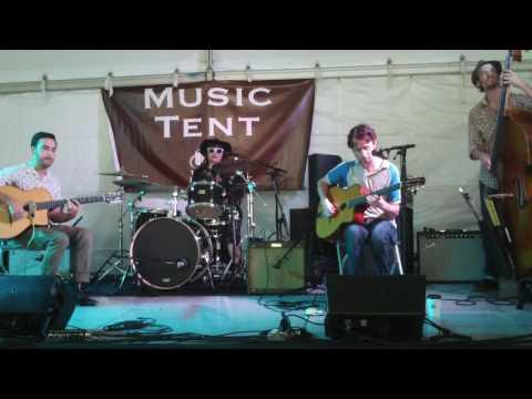 Rent party #2- Austin Book fair music tent 11-6-16