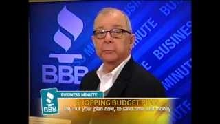 BBB Minute: Budget Shopping Tips