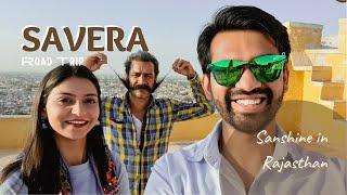 Savera - A Rajasthan Road Trip 2021 | Trailer | Sanshine | Travel Vlog