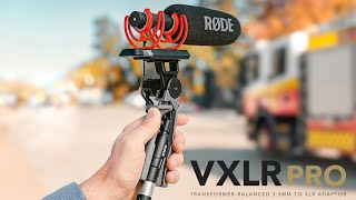 Features and Specifications of the VXLR Pro