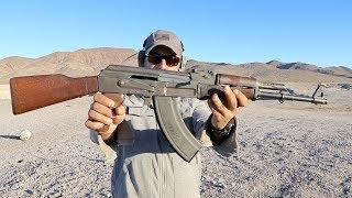 Russian AK-47 FullAuto