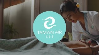 BALI'S BEST DAY SPA AT TAMAN AIR SPA #BaliGoLiveLifestyle