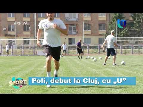 """TeleU: Poli, debut la Cluj, cu """"U"""""""