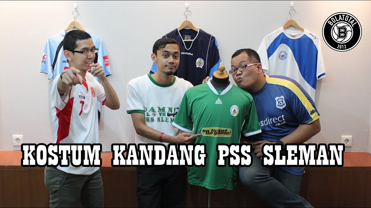 PSS Sleman Vs Persija Gallery: Kostum Kandang PSS Sleman Product Review