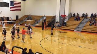 Tyrone vs Clairon JV and Varsity Volleyball