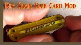 Translucent Swiss Army Knife Club Card Mod