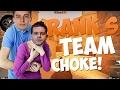 CS:GO RANK S TEAM CHOKED!
