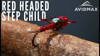 How to tie tнe Red Headed Step Child | AvidMax Fly Tying Tuesday Tutorials