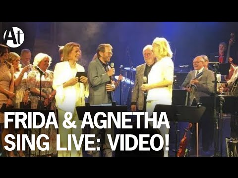 abba-reunion-2016!-agnetha-&-frida-sing-the-way-old-friends-do-live-at-berns,-stockholm,-june-2016.