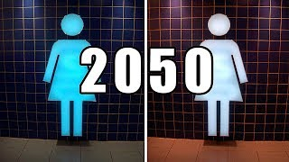 8 НЕВЕРОЯТНЫХ ВЕЩЕЙ, КОТОРЫЕ ПРОИЗОЙДУТ С НАМИ ДО 2050 ГОДА