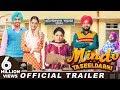 Mindo Taseeldarni  (Trailer) | Karamjit Anmol | Kavita Kaushik | Rajvir Jawanda | Isha Rikhi