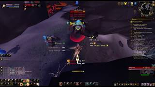 Where is Goren Leftovers Treasure in Frostfire Ridge WoD