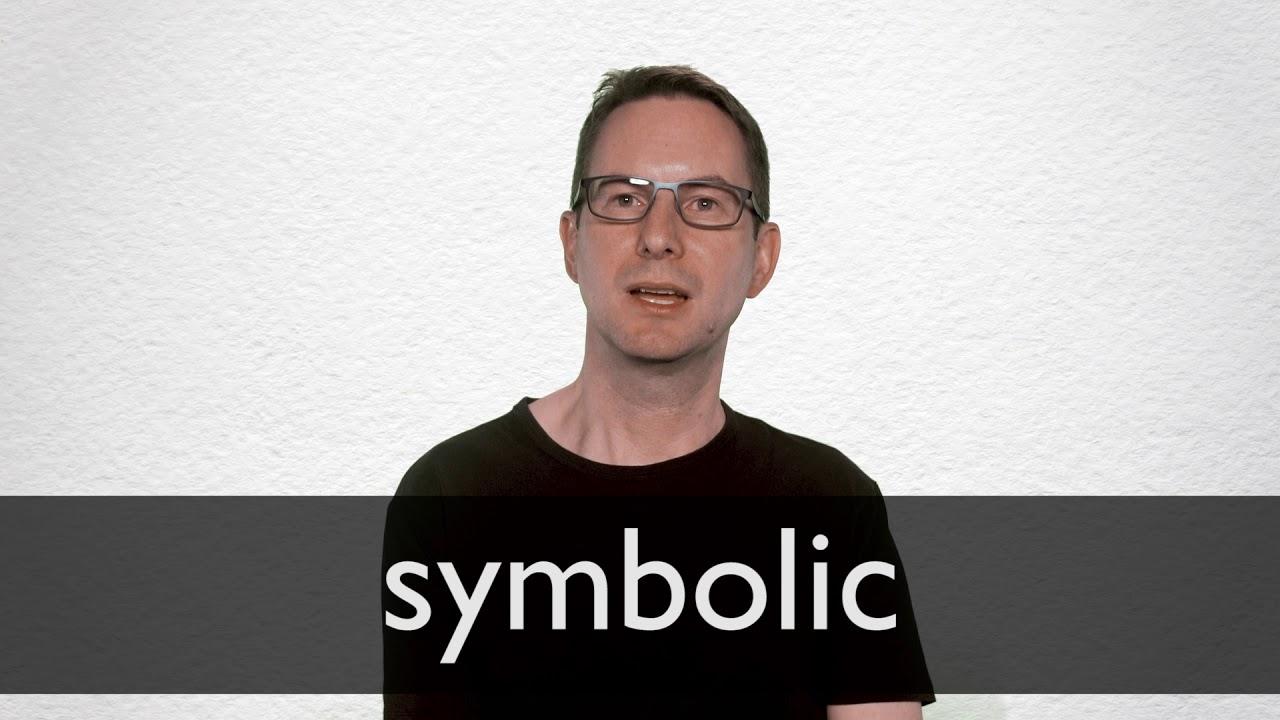 Symbolic Synonyms   Collins English Thesaurus