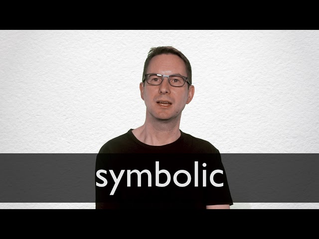 Symbolic Synonyms Collins English Thesaurus