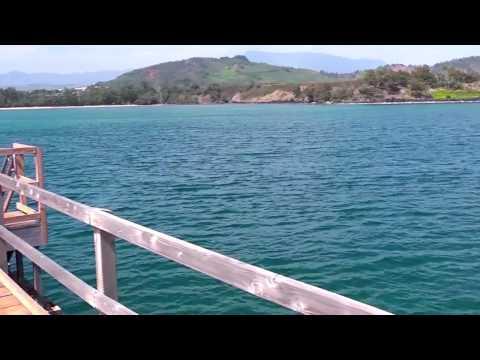 Ahukini Pier, Kauai Hawaii